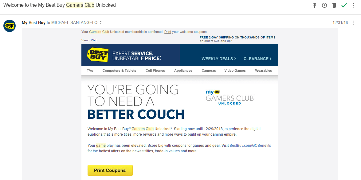 Best Buy Gamers Club Unlocked Activation Required - reddit